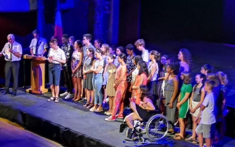 Victoire des écoles,avec la  remise des prix le 01/07 à Besançon
