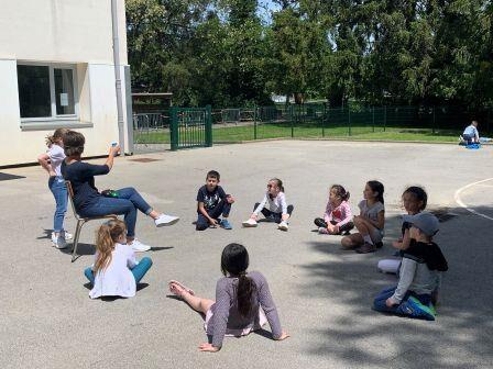 Reprise pour nos élèves de primaire….